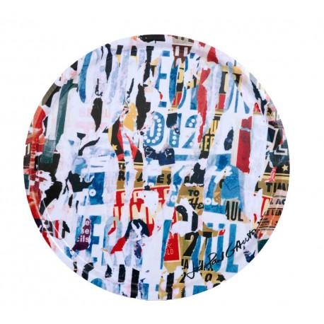 Plateau Platou Affiches, Jean Paul Gaultier