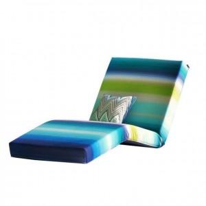 Chaise longue/Matelas Jalamar Tonga, Missoni Home