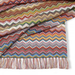 Plaid Virna, Missoni Home