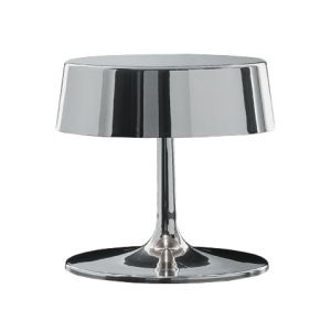 Lampe China chrome