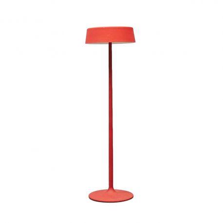 Lampadaire China rouge, Penta Light