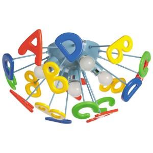 Plafonnier enfant Alphabet, MW
