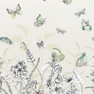 Panneau Papillons Birch, Designers Guild
