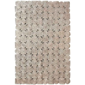 Tapis Sienna Naturel, The Rug Republic