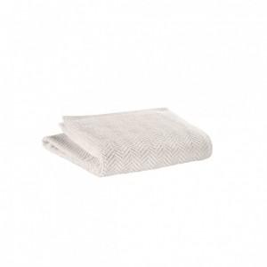 Draps de bain blanc neige Roberto, Vivaraise
