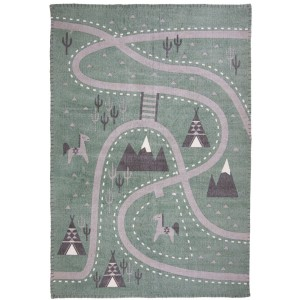 Tapis enfant Little Western, Nattiot