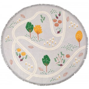 Tapis enfant Little Garden, Nattiot