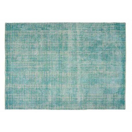 Tapis Mosaic Turquoise, Toulemonde Bochart