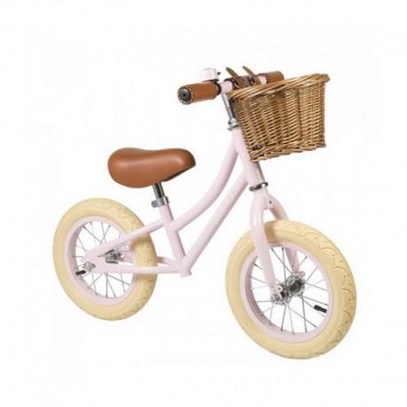 Draisienne-Mon Premier vélo rose, Banwood