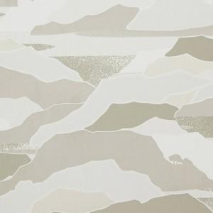 Papier peint Colline naturel, Lelièvre