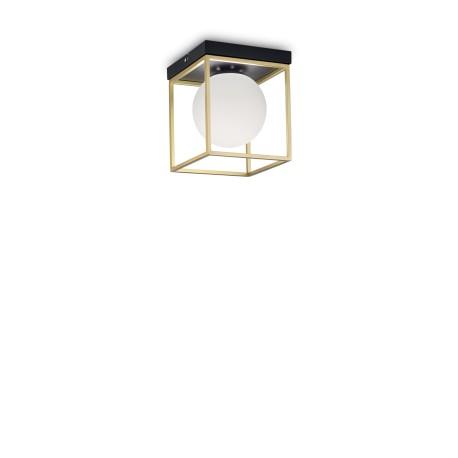 Plafonnier Lingotto 18x18, Ideal Lux