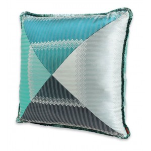 Coussin Wells 174 carré, Missoni Home