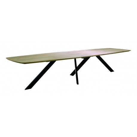 Table de salle à manger Queen rectangulaire, PH Collection