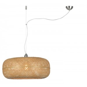 Suspension Palawan/Bambou Ø 60 cm, Good&Mojo