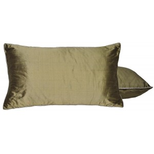 Coussin Natsumi Or, Lelievre