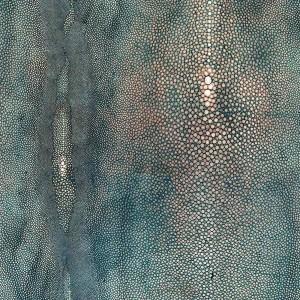 Papier peint vinyle Précieux Bleu, Jean Paul Gaultier
