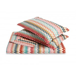 2 taies d'oreiller Yves, Missoni Home