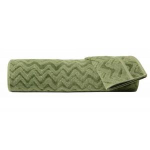 Tapis de bain Rex 65 vert, Missoni Home