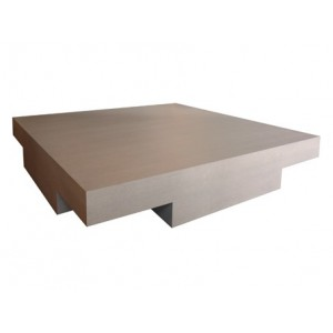 Table basse Tortuga carrée