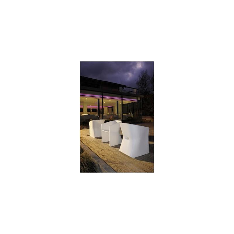 chaise fauteuil sliced qui est paul d co en ligne chaises. Black Bedroom Furniture Sets. Home Design Ideas
