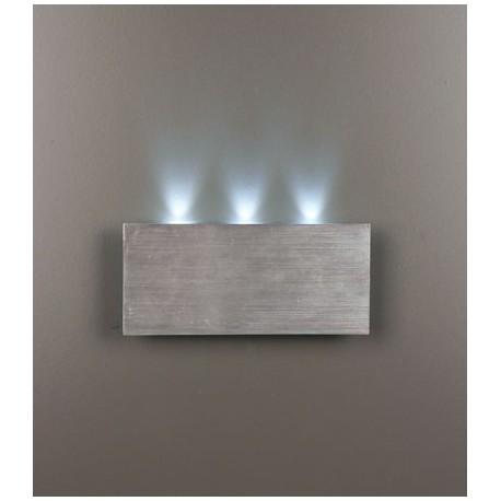 applique guideme led 3 linea verdace d co en ligne appliques murales design. Black Bedroom Furniture Sets. Home Design Ideas