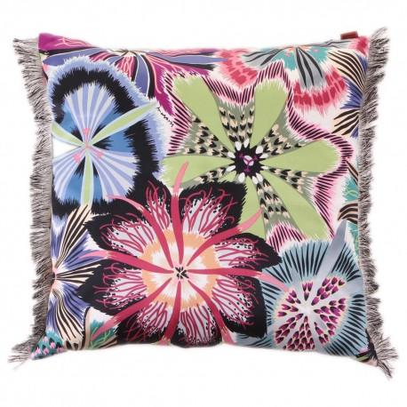 coussin passiflora 50 missoni home d co en ligne coussins. Black Bedroom Furniture Sets. Home Design Ideas