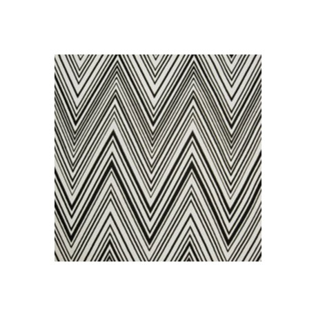 Tissu Chevron B&W by Missoni Home
