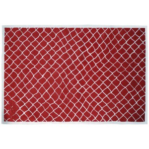 Tapis Decor rouge Jean Paul Gaultier