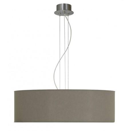 suspension tambourin taupe un autre regard d co en ligne suspensions lustres design. Black Bedroom Furniture Sets. Home Design Ideas