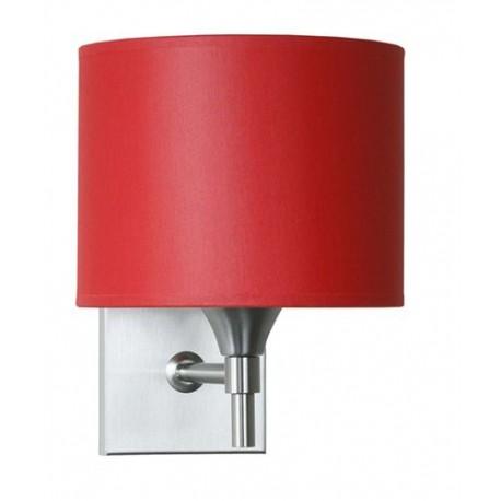 applique ronde rouge un autre regard d co en ligne appliques murales design. Black Bedroom Furniture Sets. Home Design Ideas