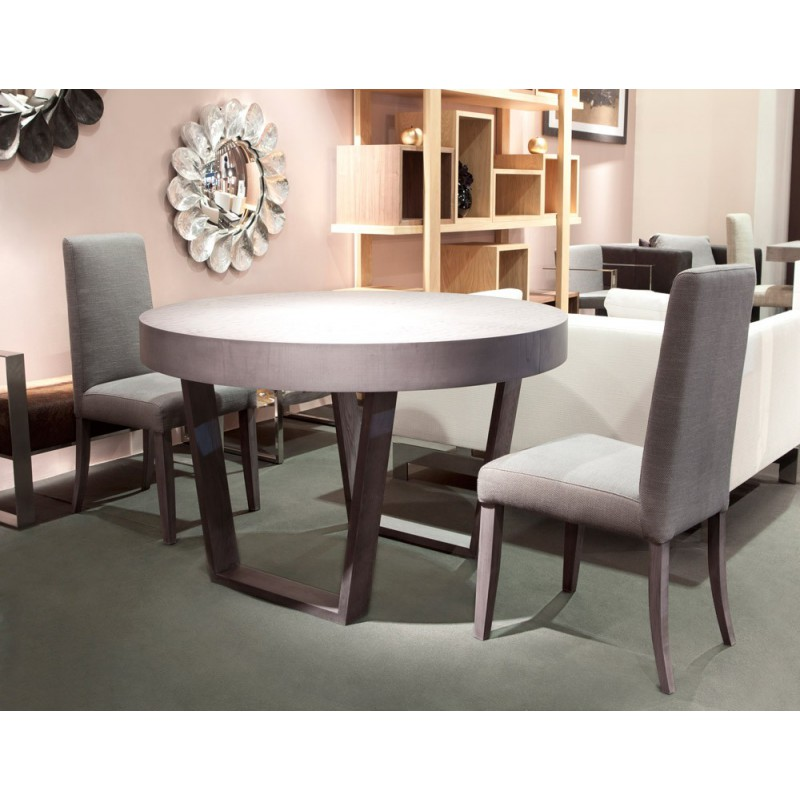 table de salle manger ronde artys azea d co en ligne tables de salle a manger design. Black Bedroom Furniture Sets. Home Design Ideas