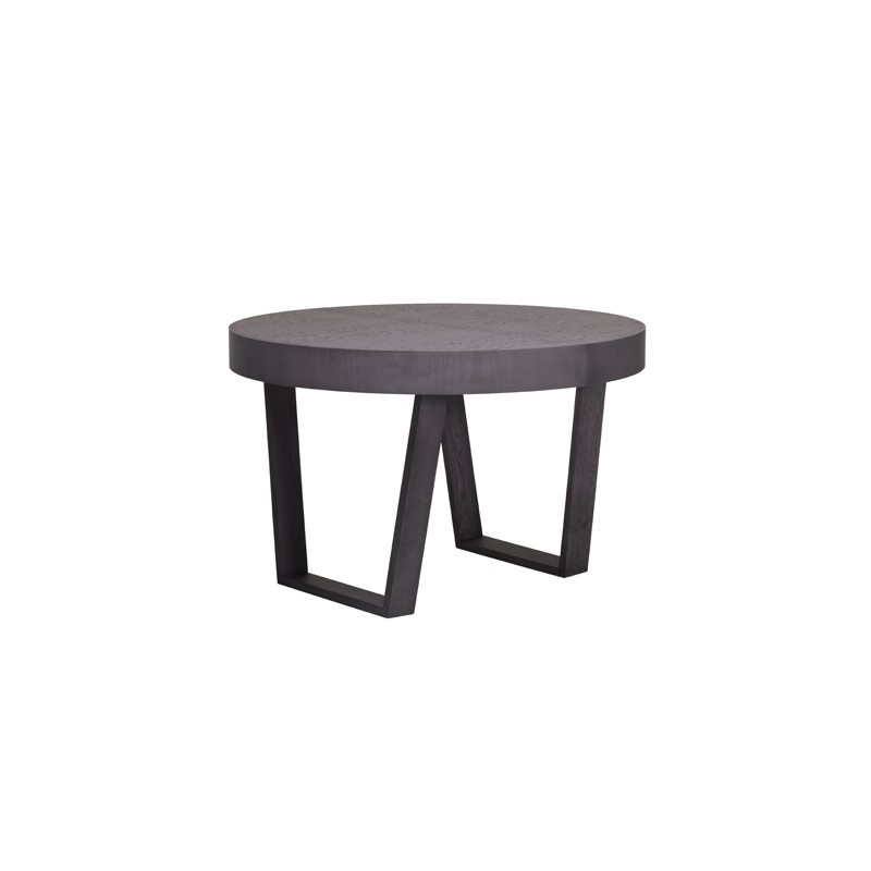 Table de salle manger ovale artys rallonge azea d co for Table salle a manger modulable
