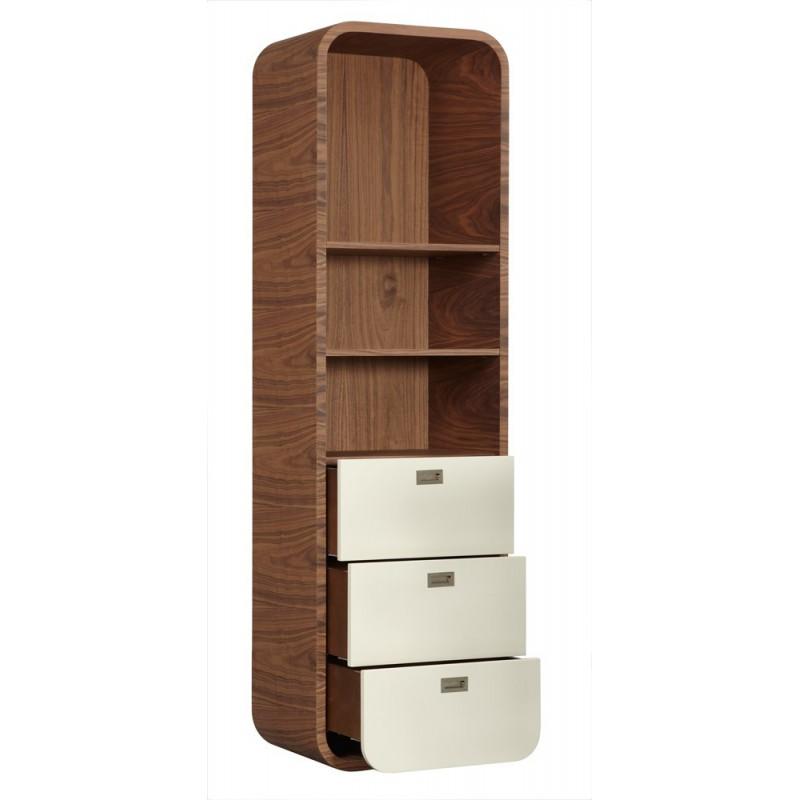 biblioth que etag res toronto bleu azea d co en ligne. Black Bedroom Furniture Sets. Home Design Ideas