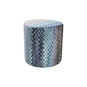 Pouf Jarris 150 cylindre by Missoni Home