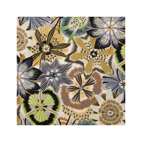 Tissu Passiflora 60 by Missoni Home