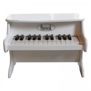 Petit piano blanc