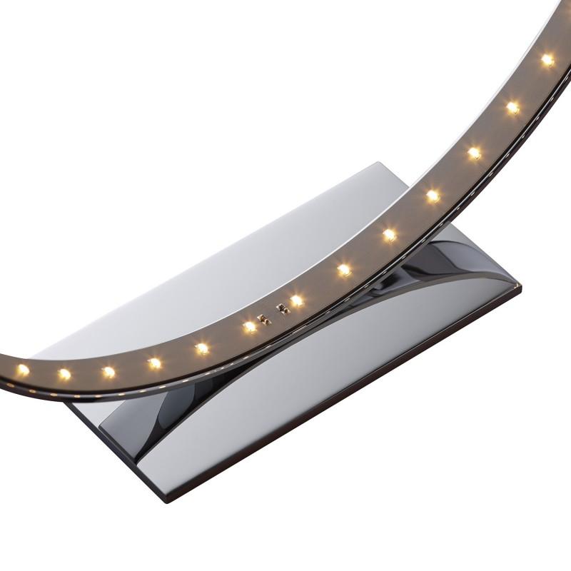 lampe micro chrome le deun luminaires d co en ligne lampes design. Black Bedroom Furniture Sets. Home Design Ideas