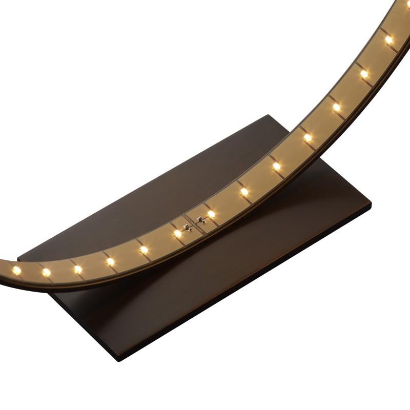 Lampe classic bronze le deun luminaires d co en ligne for Deco design en ligne