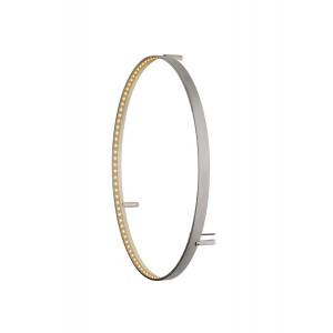 Applique/Plafonnier Curve blanche, Le Deun Luminaires