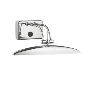 Eclairage tableau Mirror 20 chrome, Ideal Lux