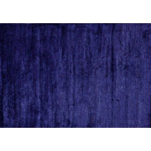 Tapis Vega bleu ultra by Toulemonde Bochart