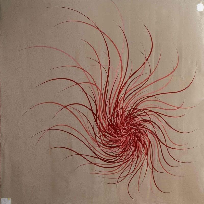 Tissus d'ameublement K3 design by Kenzo Takada