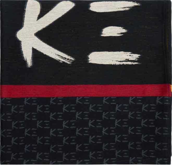Plaids K3 design by Kenzo Takada