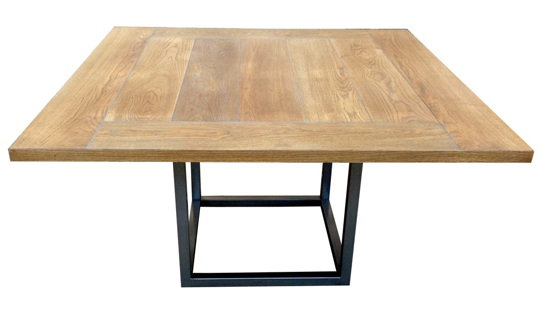 Table de salle à manger bois la Fabrique Française