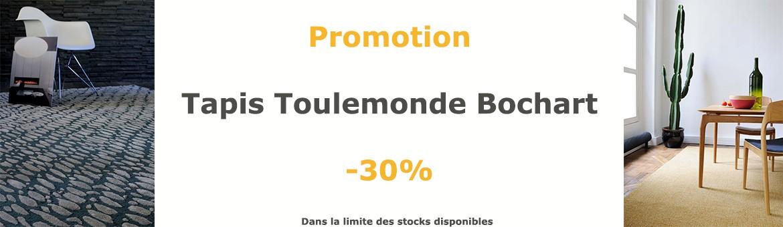 Promotion tapis Toulemonde Bochart